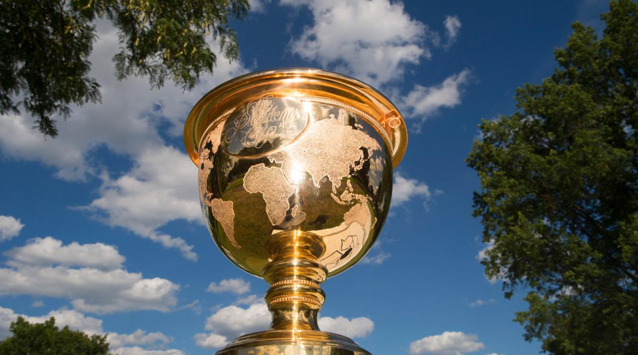 presidents cup - photo #5