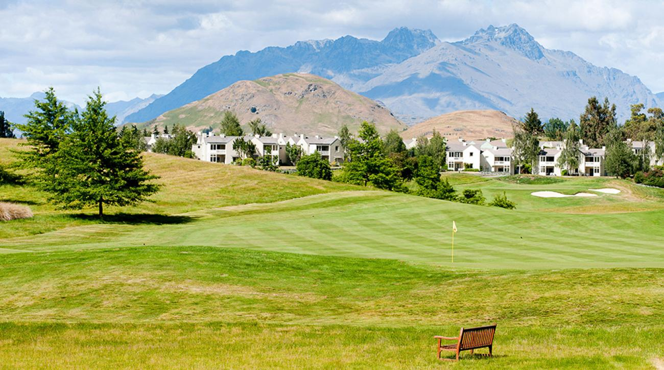 The Millbrook Resort offers a golf course, in Queenstown, New Zealand.