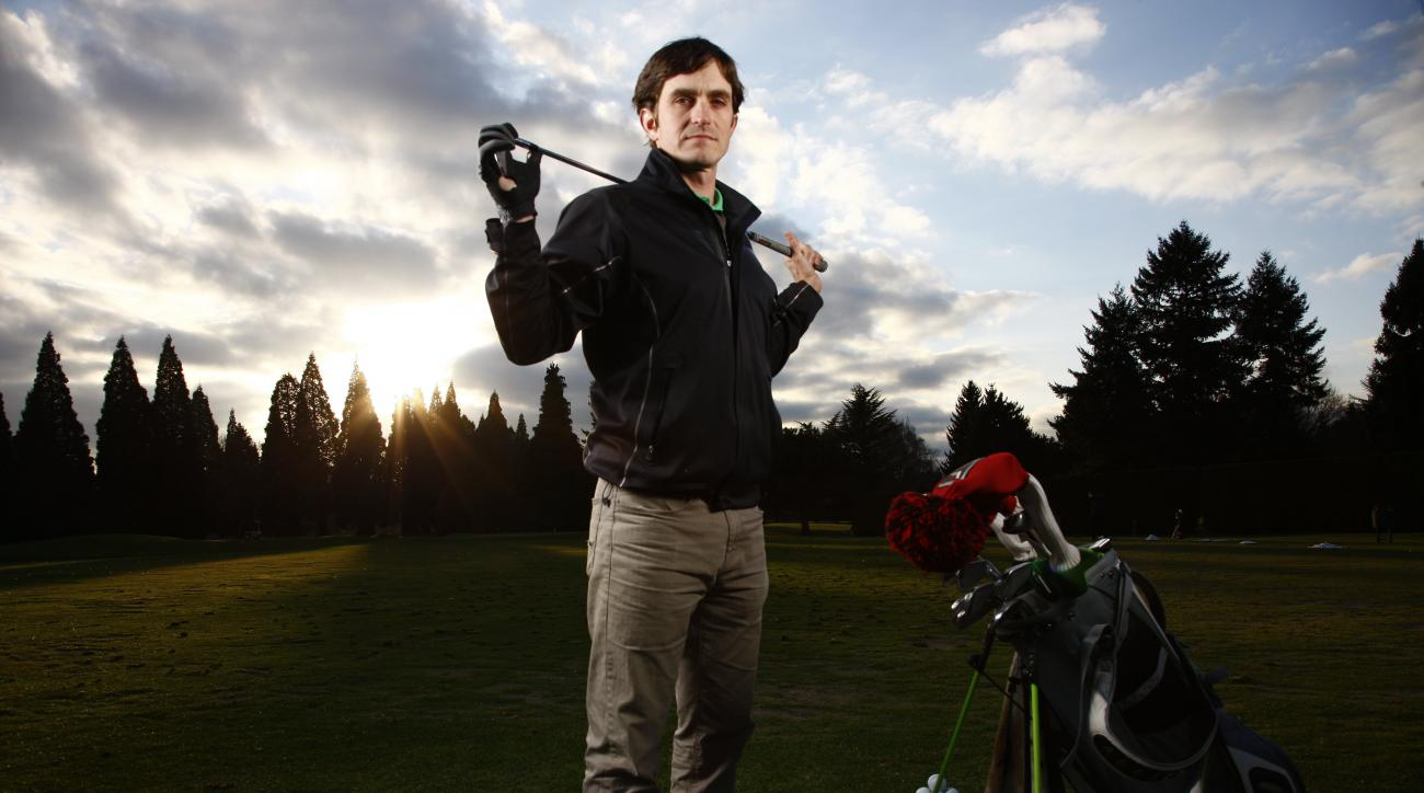Dan McLaughlin is 6,000 hours into the 10,000 Hours Rule, golf edition: the theory that any skill can be mastered with 10,000 hours of practice.