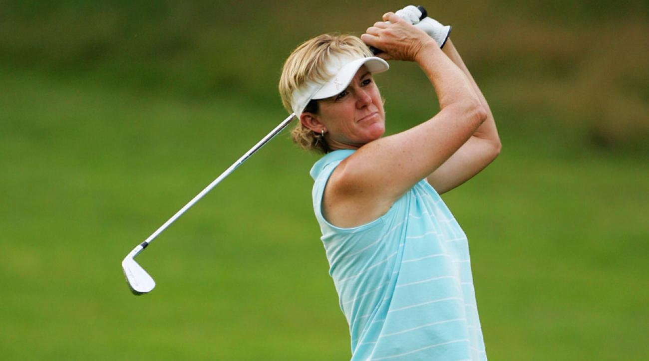 Beth Daniel's pro career includes 33 LPGA Tour wins.