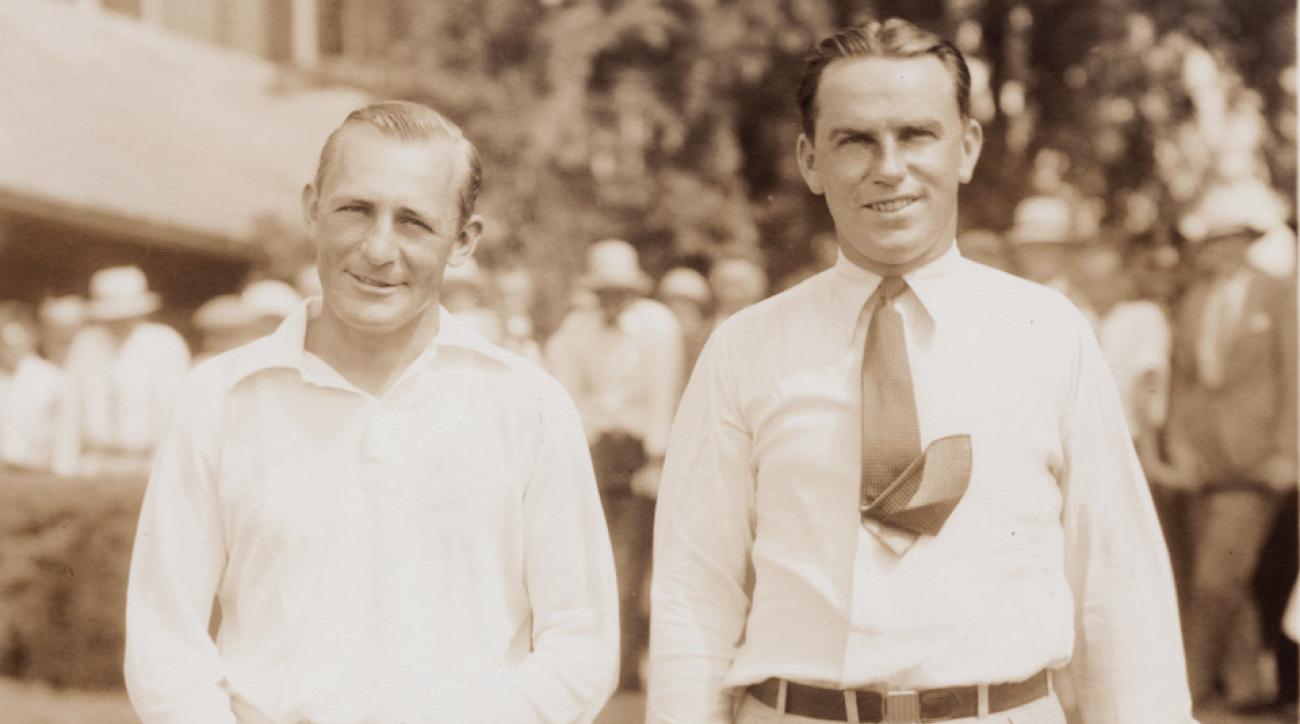 George Von Elm and William Burke (Billy Burke)