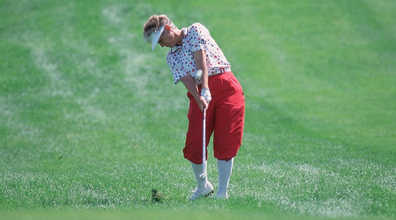 Patty Sheehan won six majors in her LPGA career.