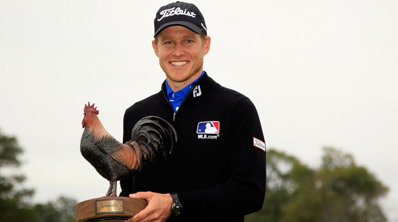 When Peter Malnati won his first PGA Tour title last month in Mississippi, Major League Baseball enjoyed some exposure.
