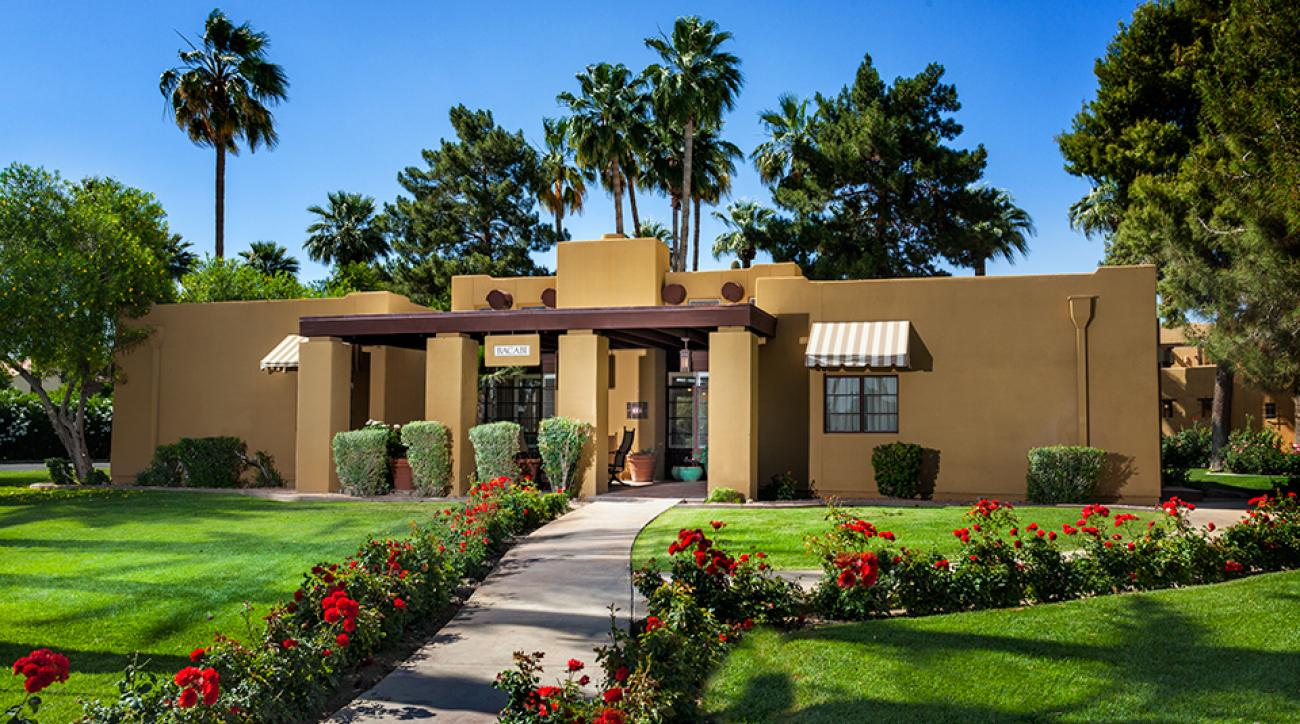The Wigwam is one of Arizona's oldest luxury resorts.