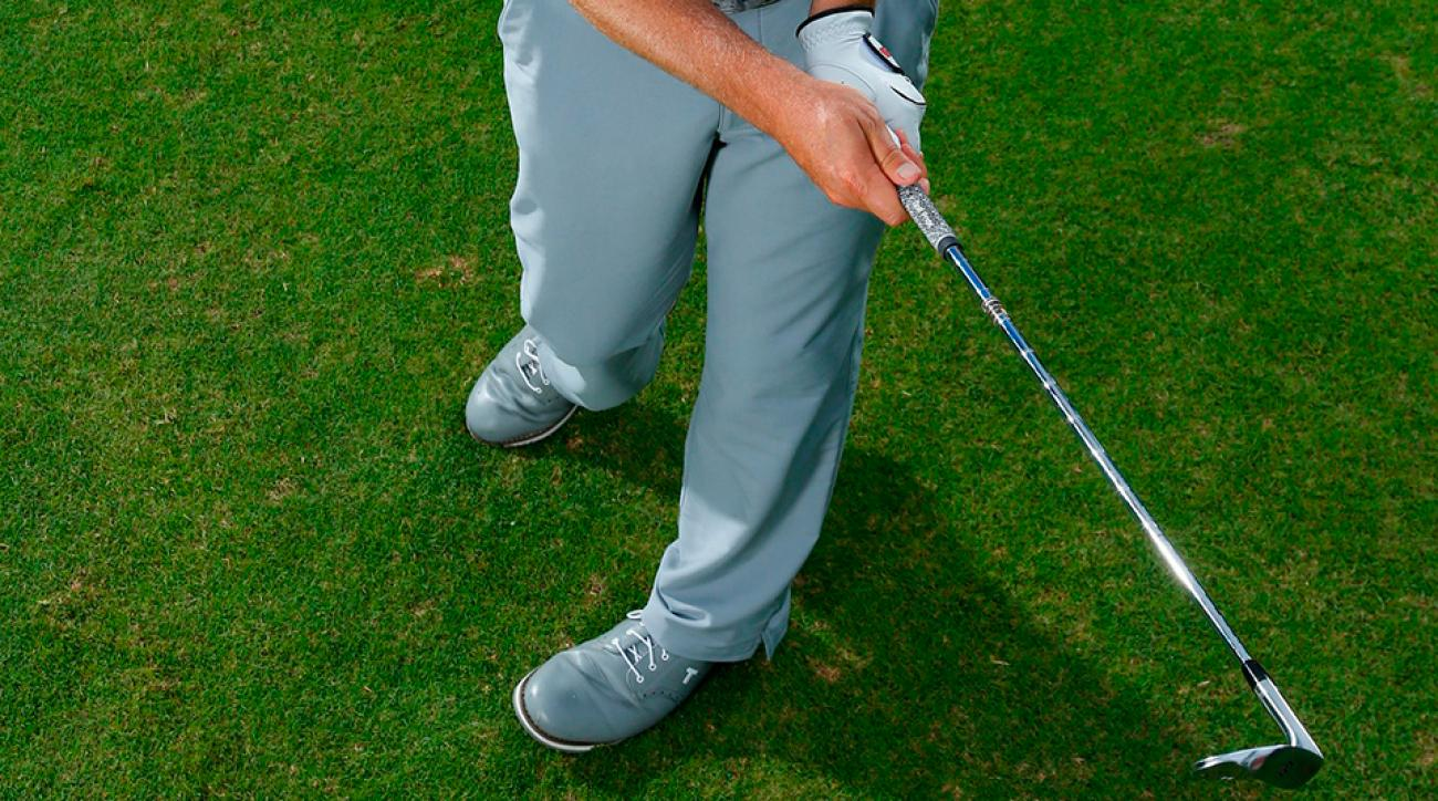 Bernie Najar is an instructor at Caves Valley Golf Club in Owings Mills, Maryland.