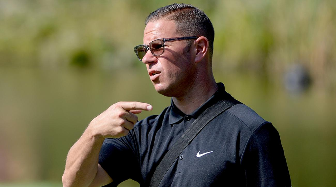 Sean Foley worked with 14-time major winner Tiger Woods from 2010 to 2014.