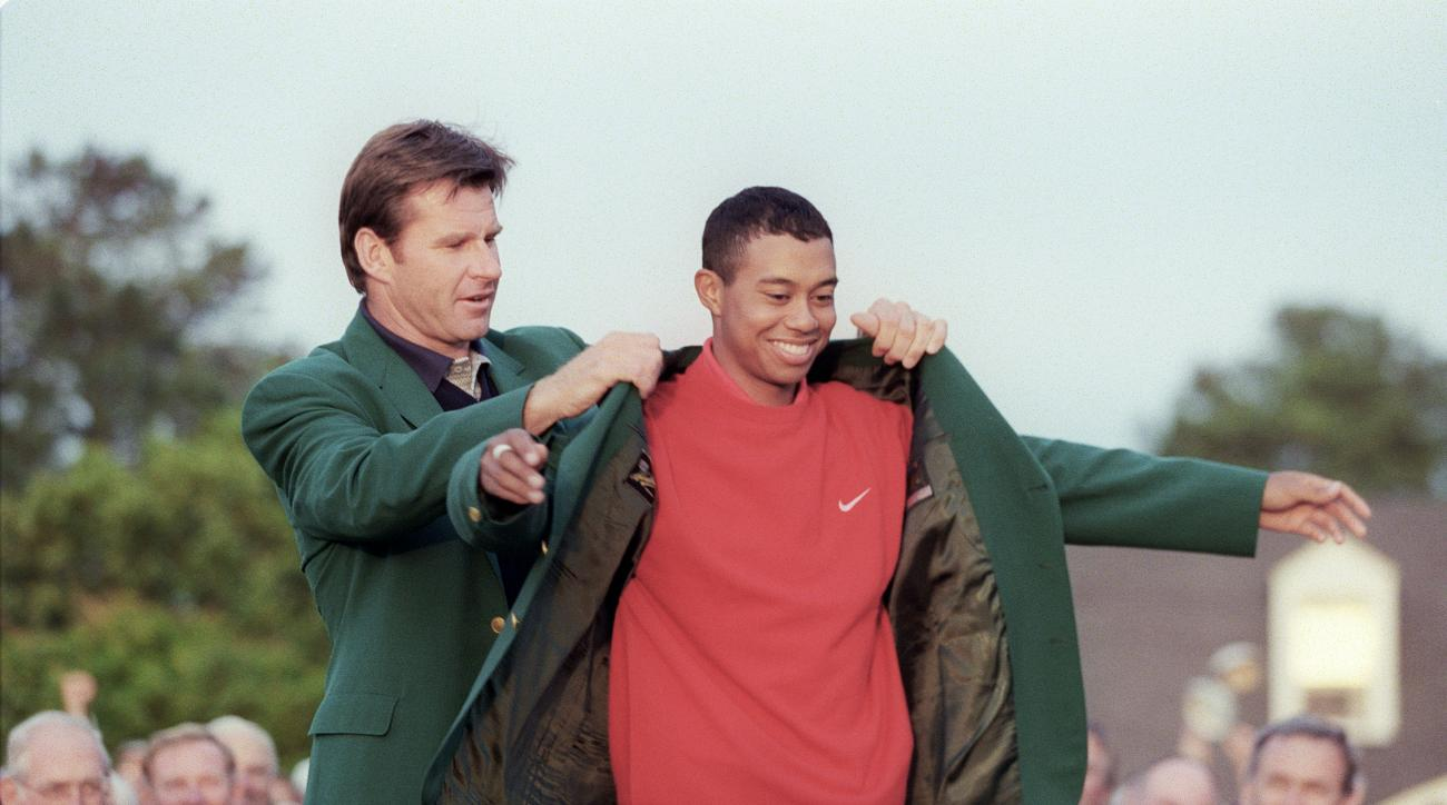 Relive Tiger's most glorious moments on the course on December 30th on the Golf Channel.