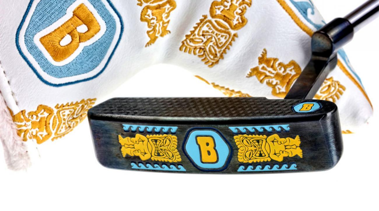 Bettinardi's limited edition BB1 Tiki Putter.