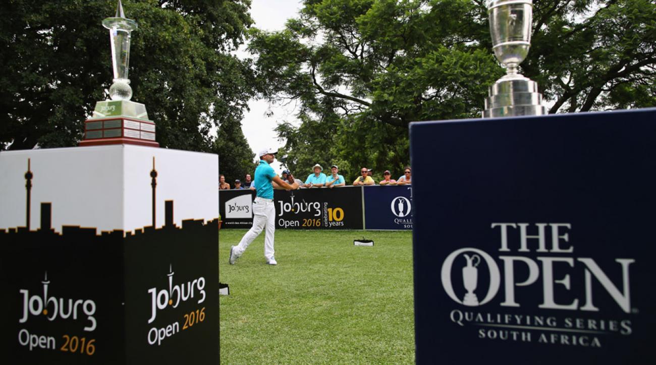 Haydn Porteous of South Africa won the Joburg Open at Royal Johannesburg and Kensington Golf Club on Sunday.