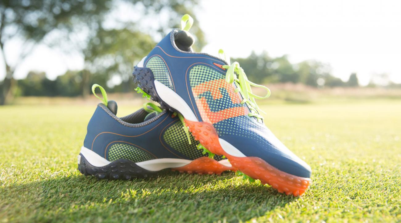 FootJoy's new Freestyle golf shoes.