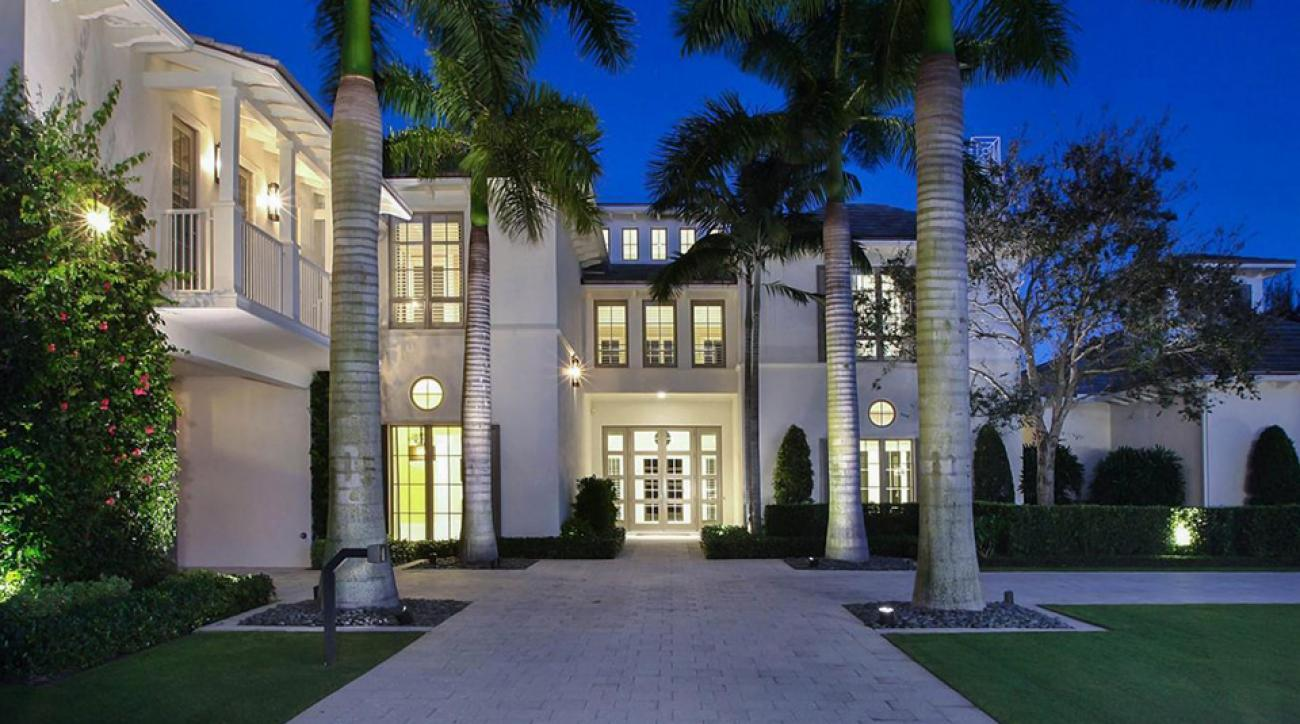 Lee westwood 39 s 9 500 square foot mansion is for sale - Movie theater palm beach gardens ...