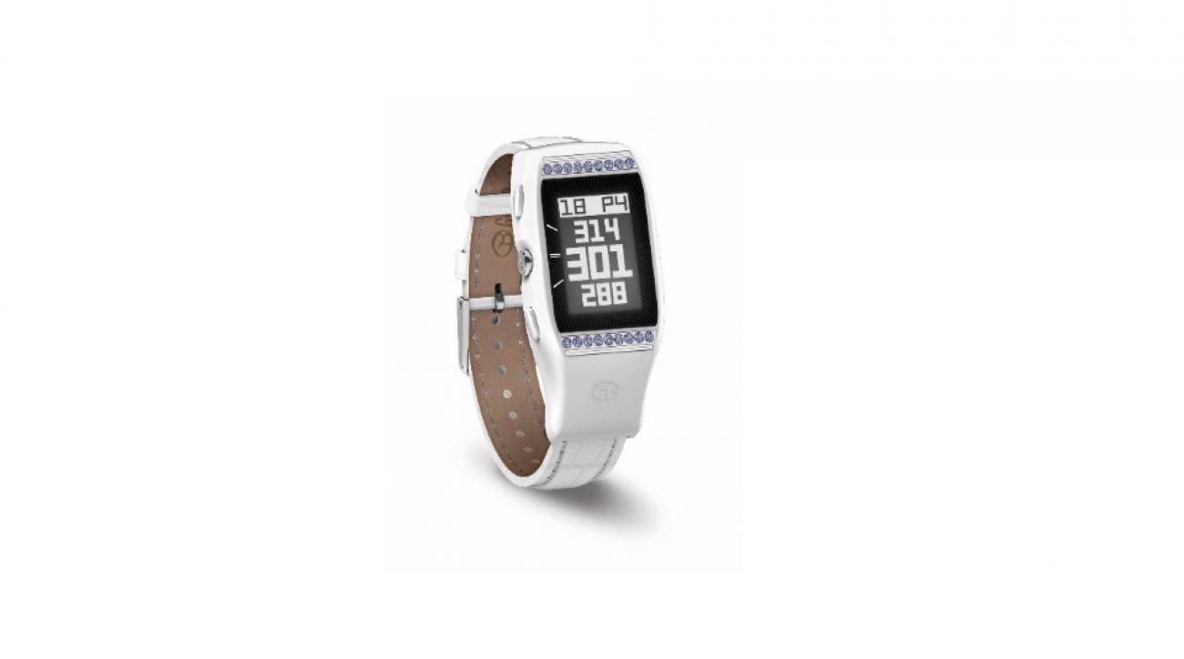 GolfBuddy's LD2 GPS watch.