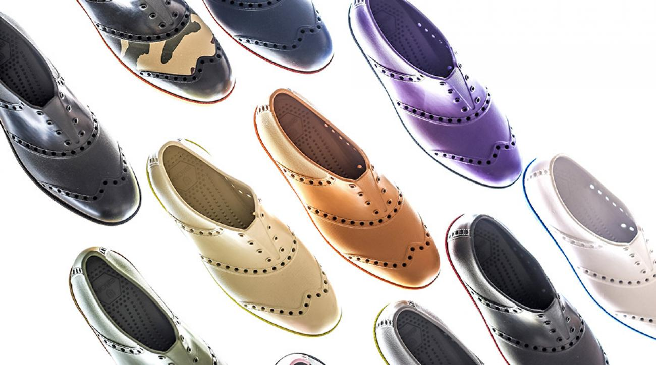 Biion Footwear is an innovative addition to the golf apparel market.