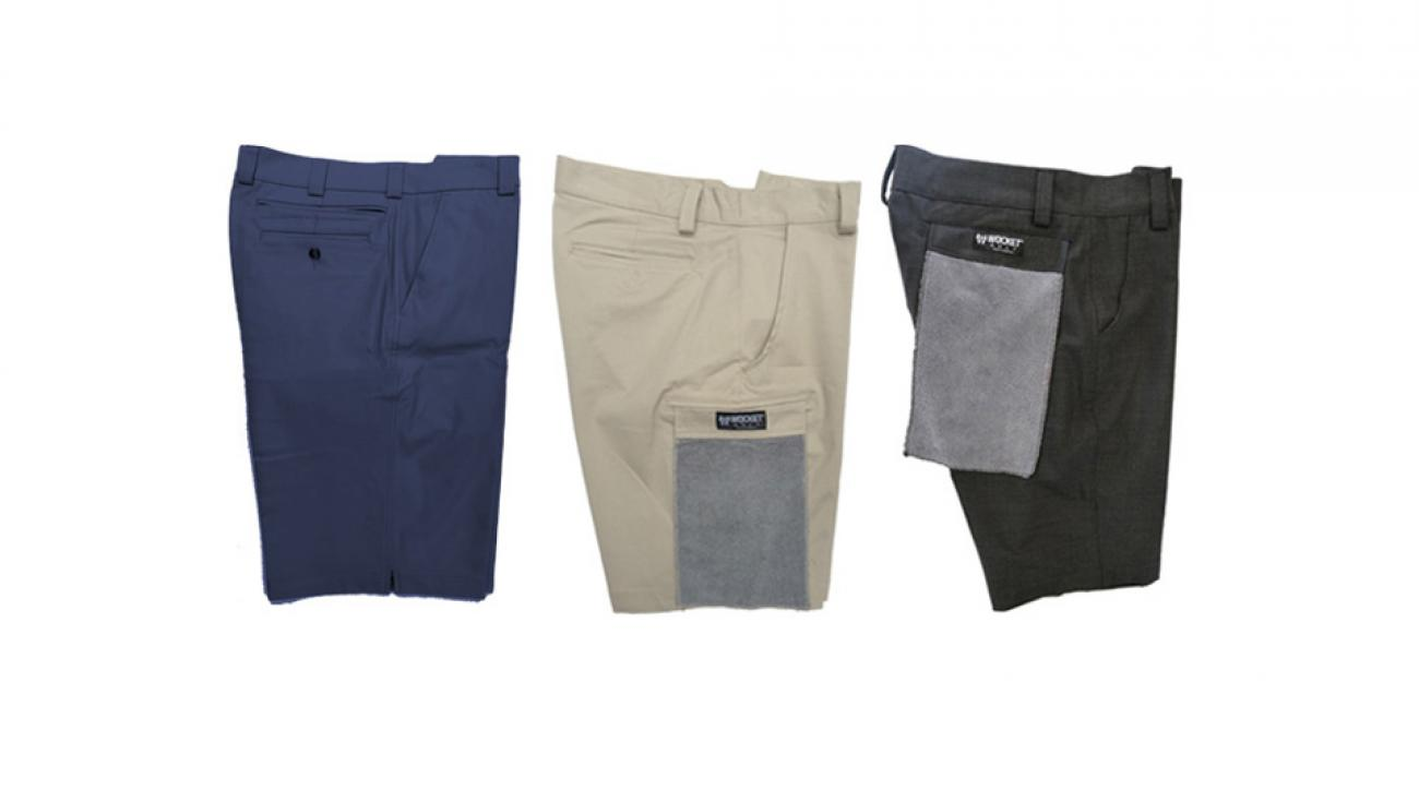 The Ultimate Golf Pant from Wocket Performance Apparel.