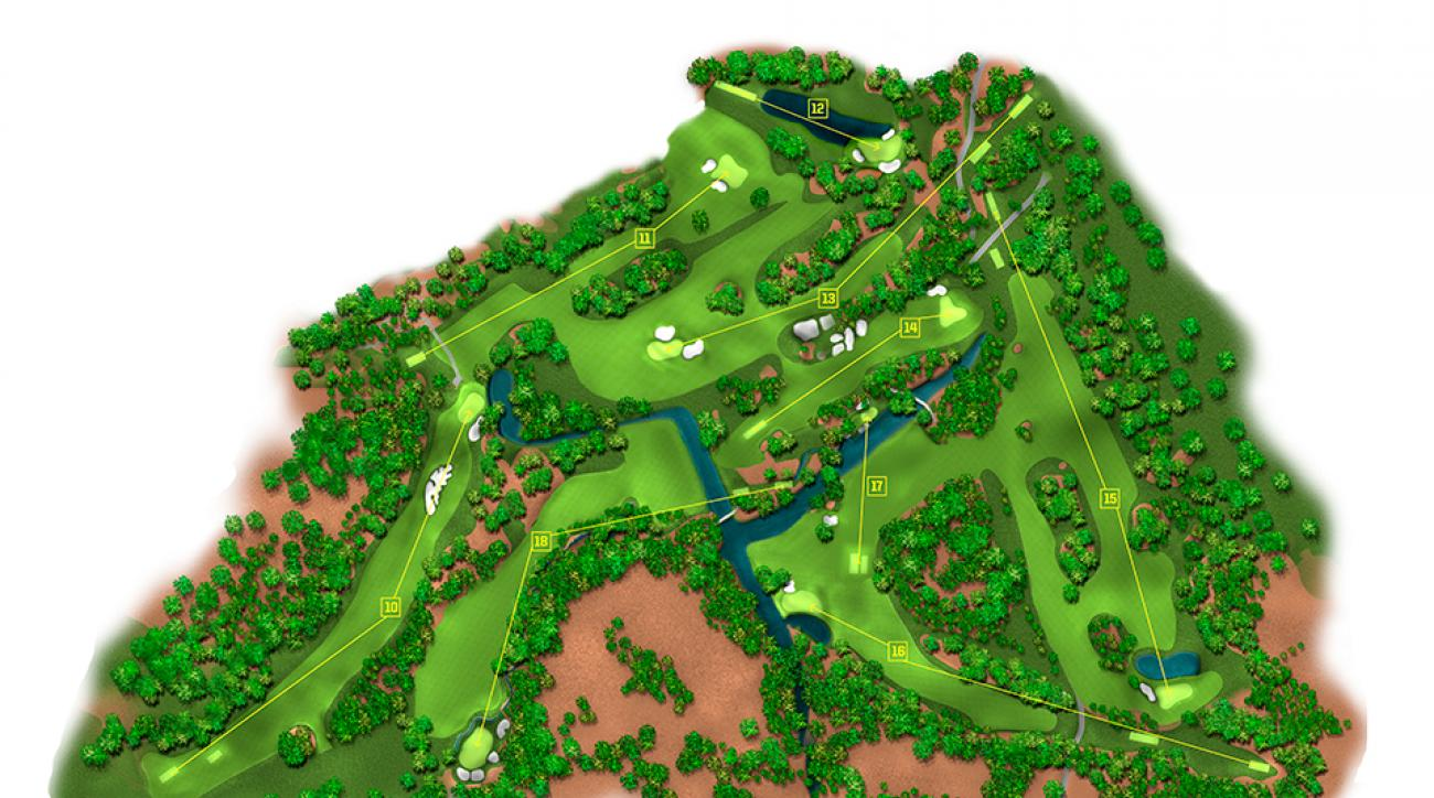 Relocate Amen Corner? Shuffle holes? You're thinking it's sacrilegious. But if Billy Payne & Co are going to tinker with Augusta National, why not go all in?