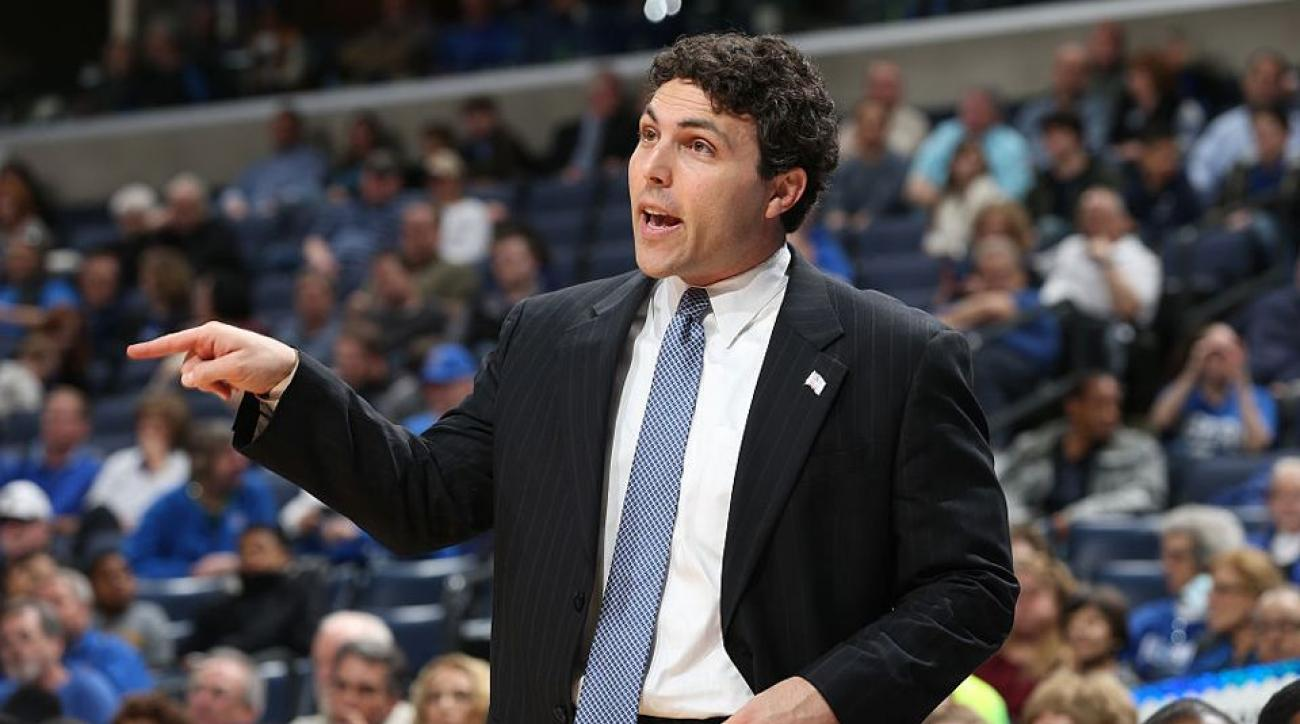 Josh Pastner is the new head men's basketball coach at Georgia Tech.