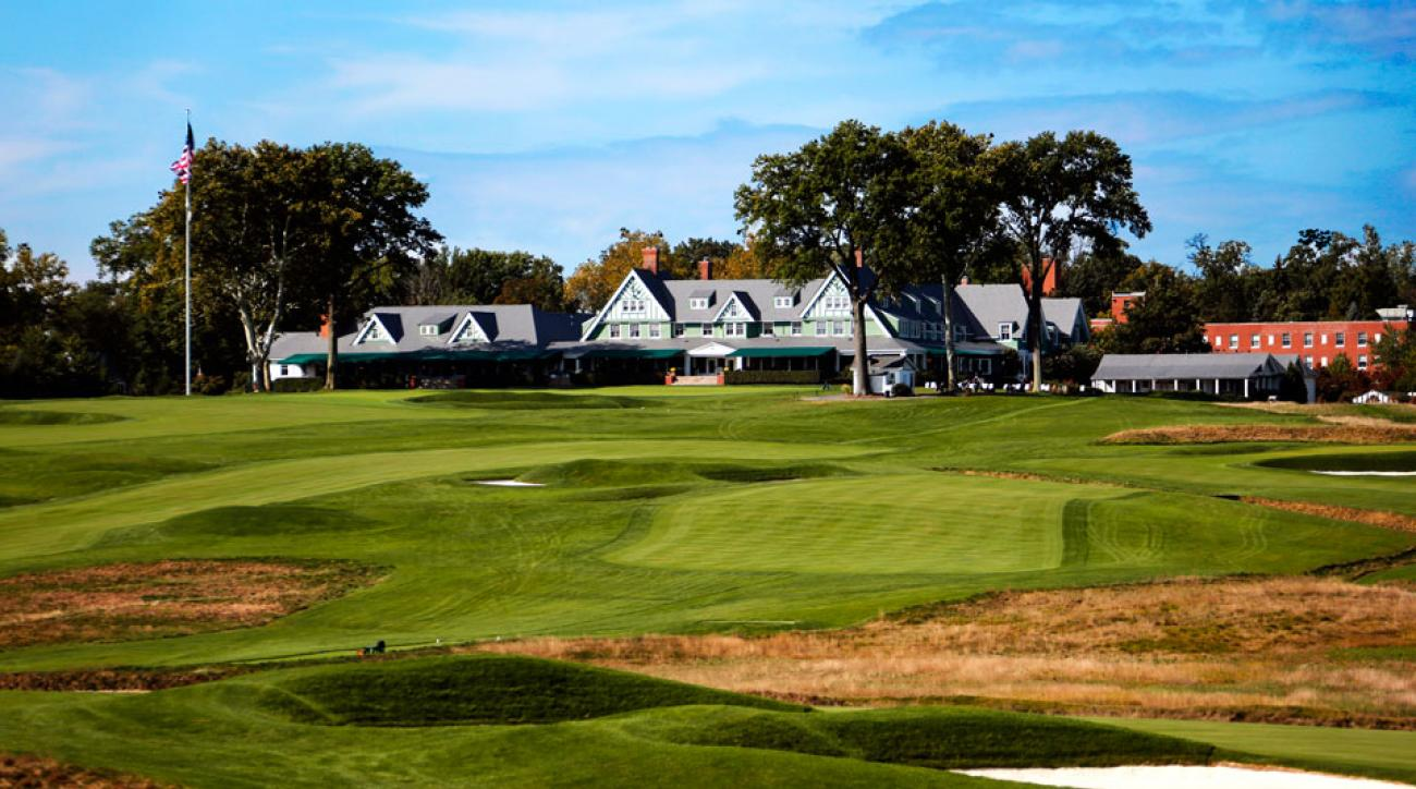 Us open golf what an 18 handicap learns at oakmont for The oakmont