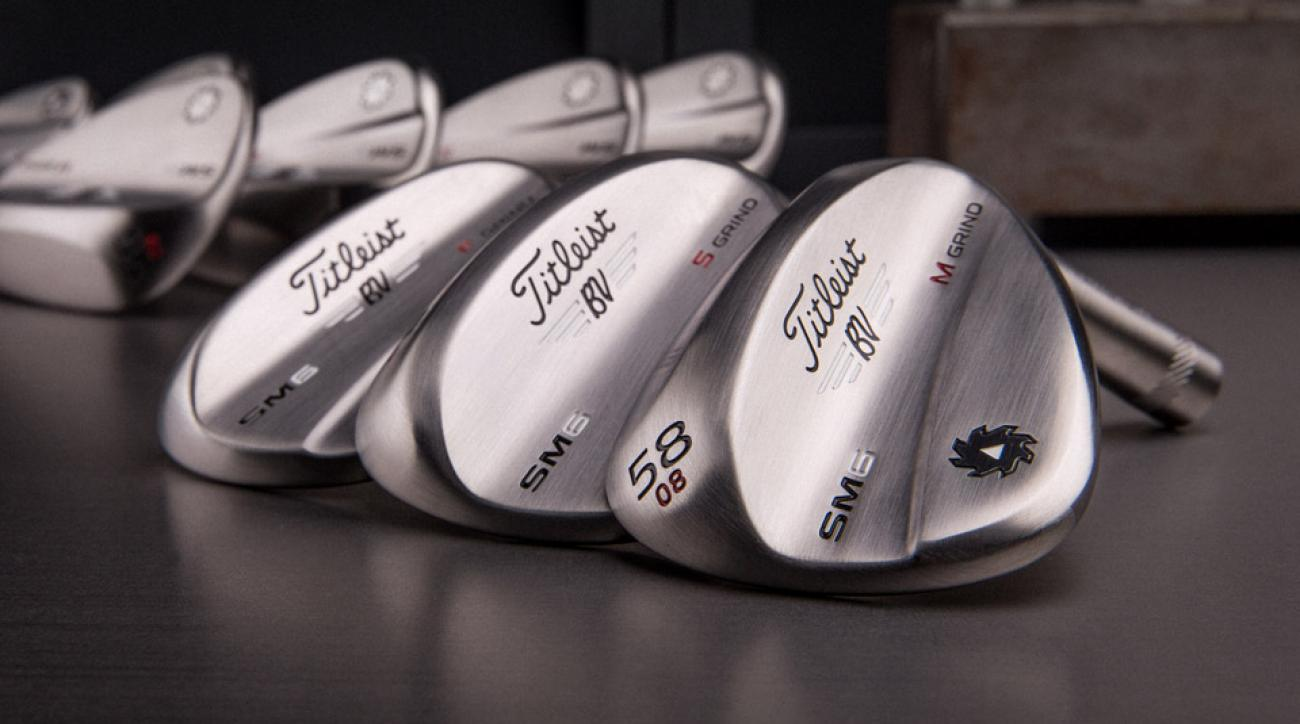 A closer look at the newest Vokey wedges.