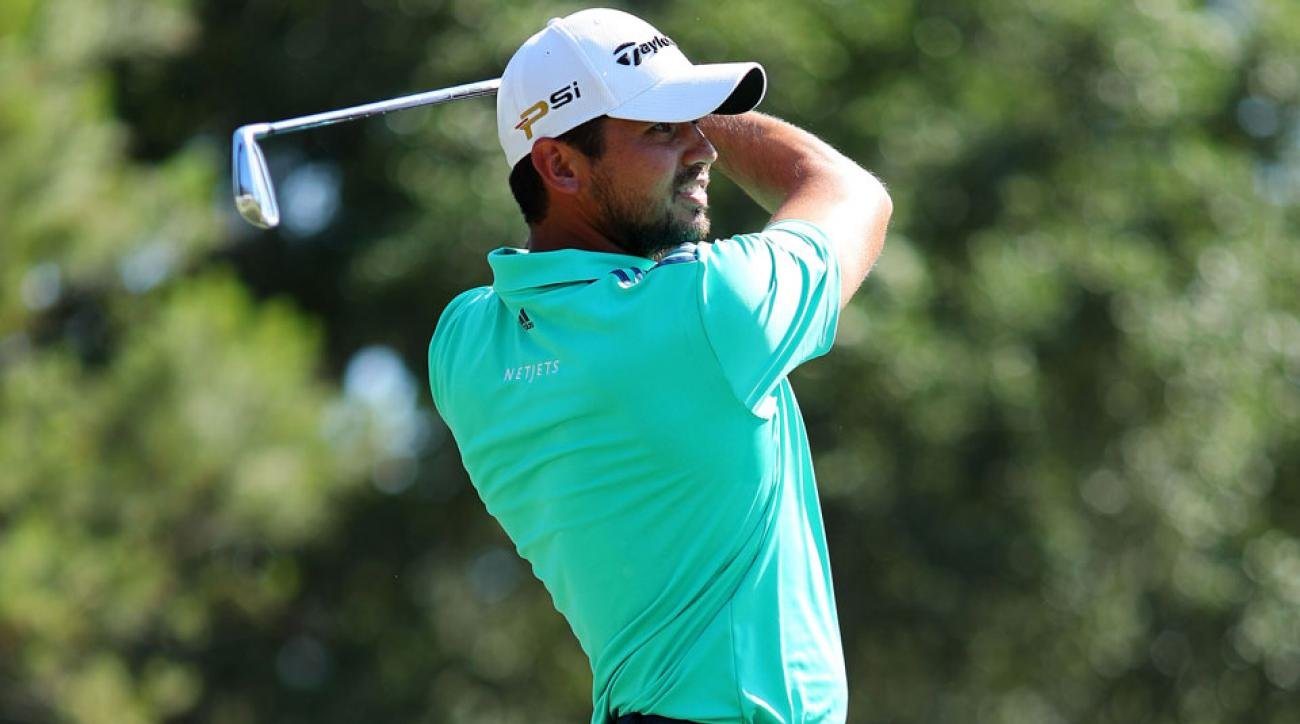 Jason Day will be looking for his third PGA Tour win of the season on Sunday.