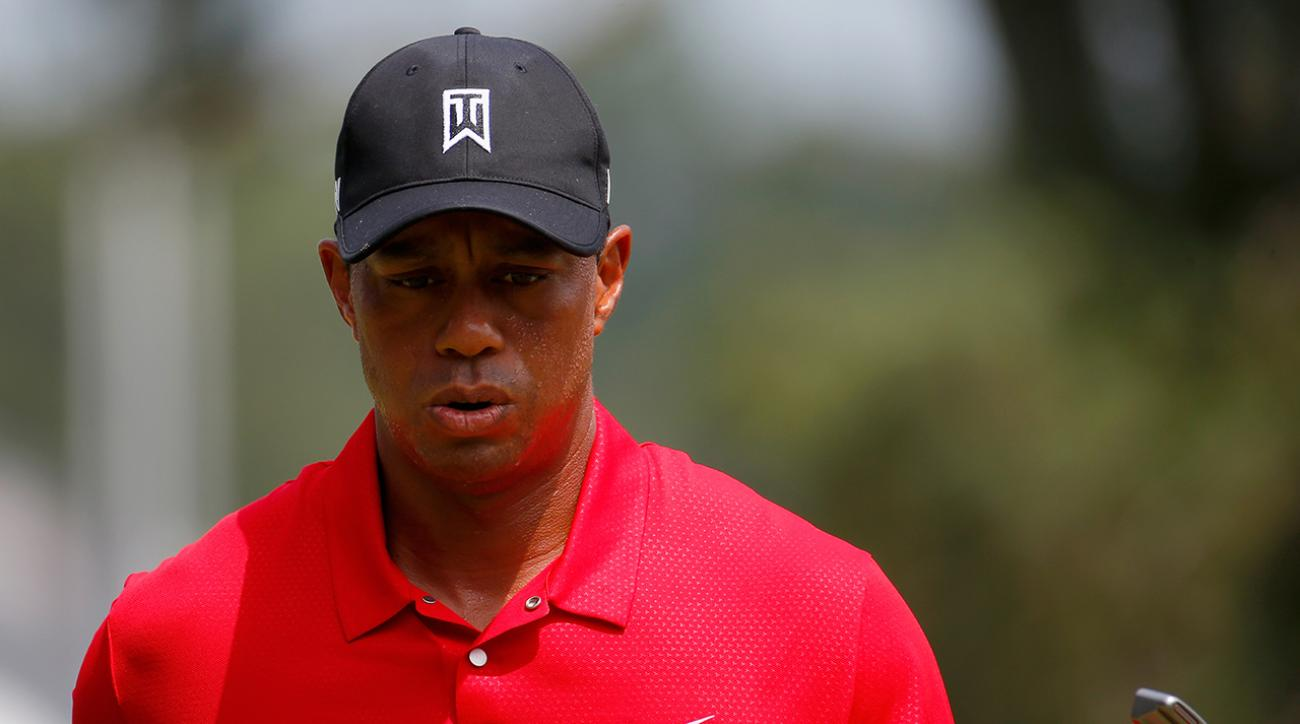 tiger woods undergoes second back surgery  will not return