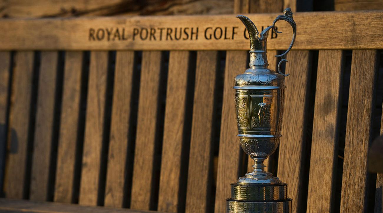 royal portrush in northern ireland to host 2019 british