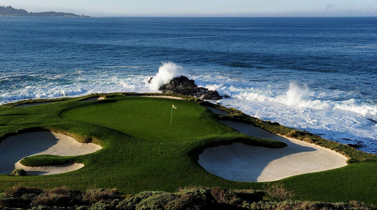 playing pebble beach without staying