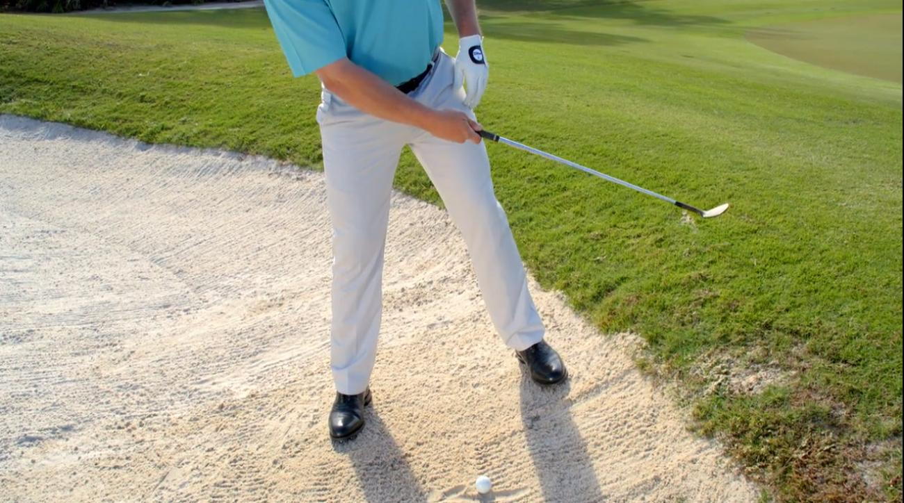 Instruction Bunker Play Golf Com