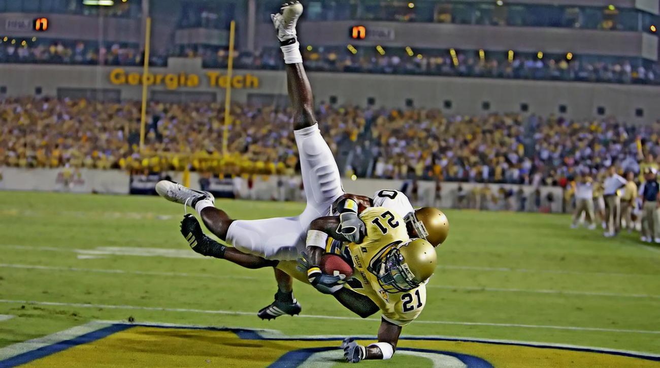 Sept. 2, 2006 — Georgia Tech vs. Notre Dame