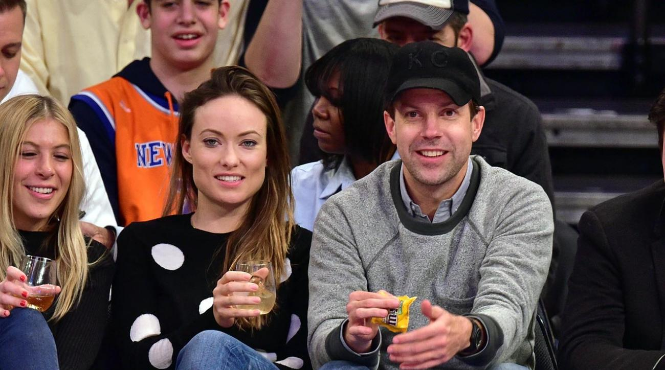 March 25, 2015: New York Knicks vs. Los Angeles Clippers at Madison Square Garden in New York City