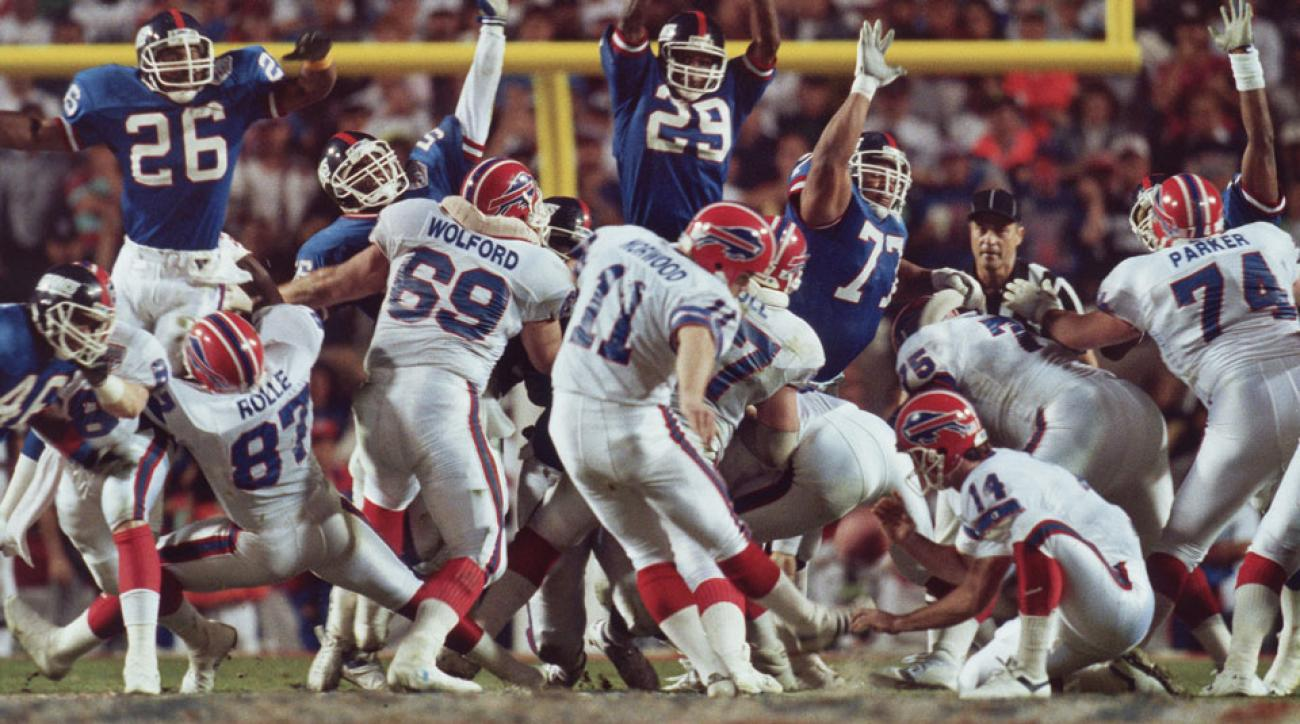 3ccc3156b The  90s Bills recast as heroes in new documentary The Four Falls of Buffalo