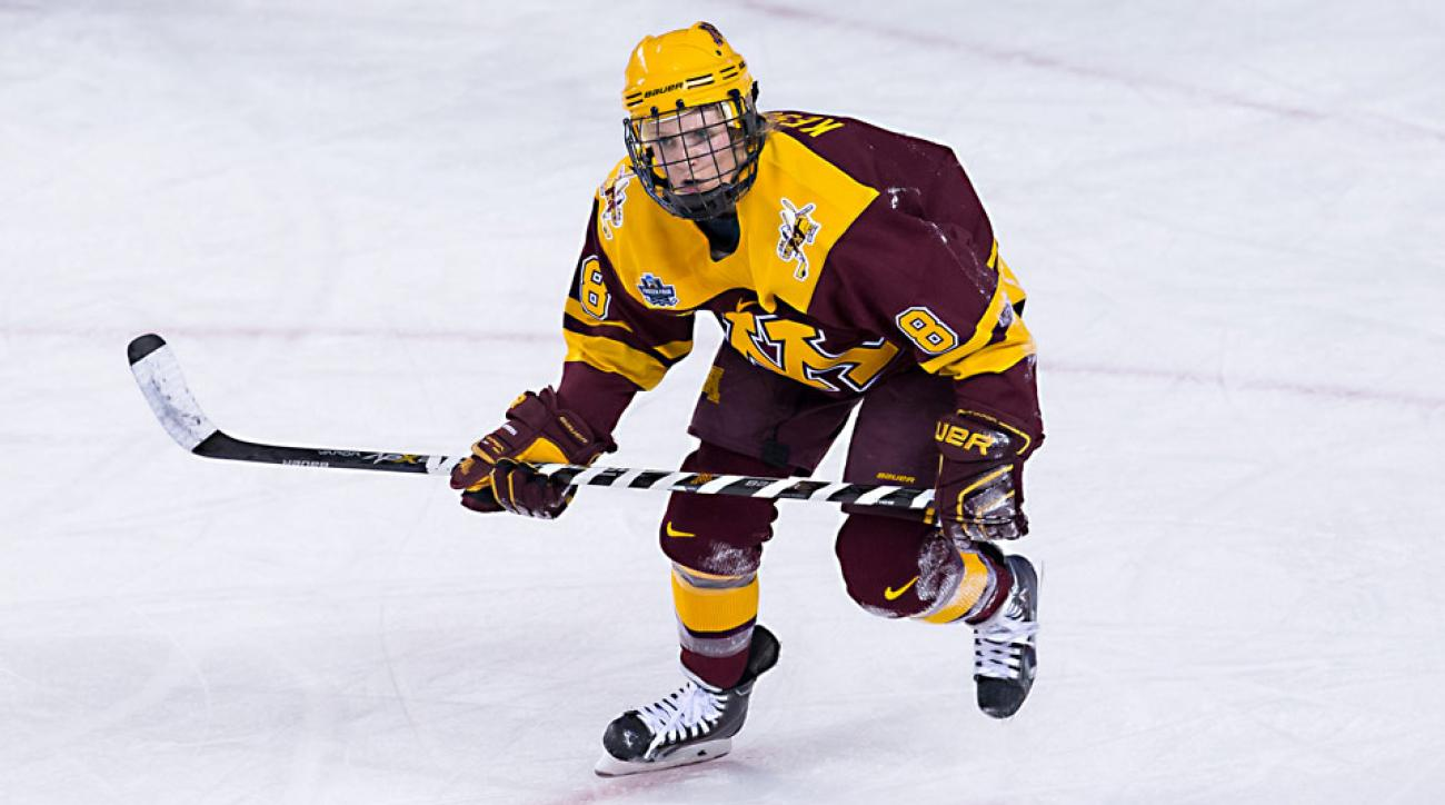ff5964e93 Amanda Kessel looks to 2018 Winter Olympics with Team USA