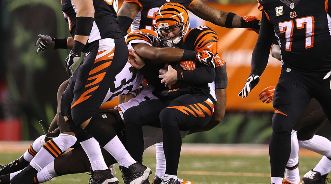 Andy Dalton regressing in every facet for Cincinnati Bengals