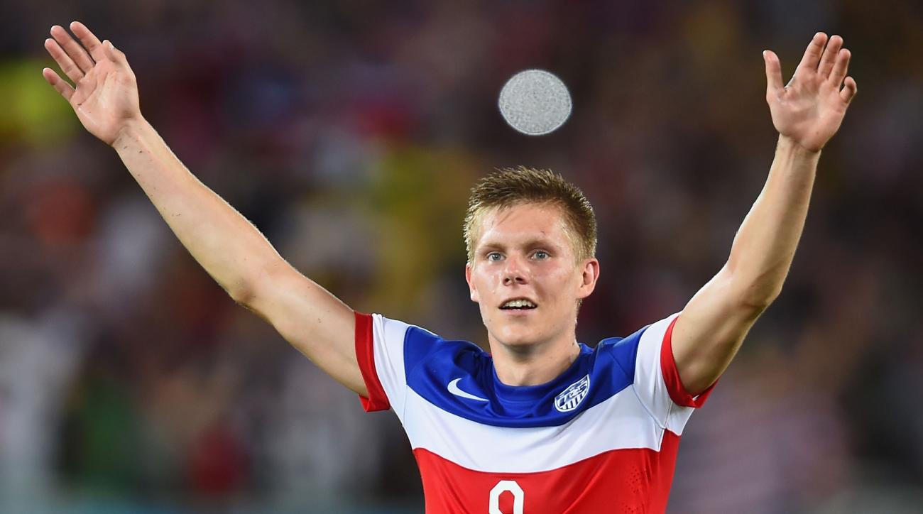 Aron Johannsson groin surgery