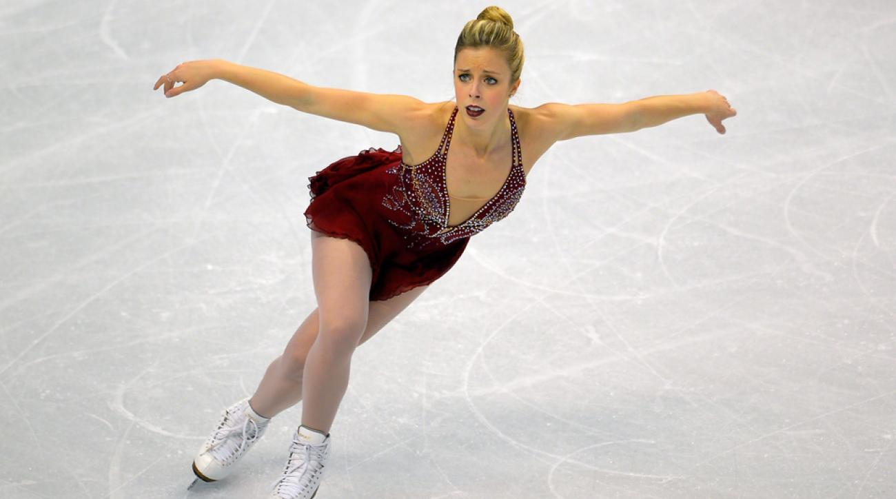 "Ashley Wagner has been critical of Russia's laws banning so-called gay ""propaganda."""