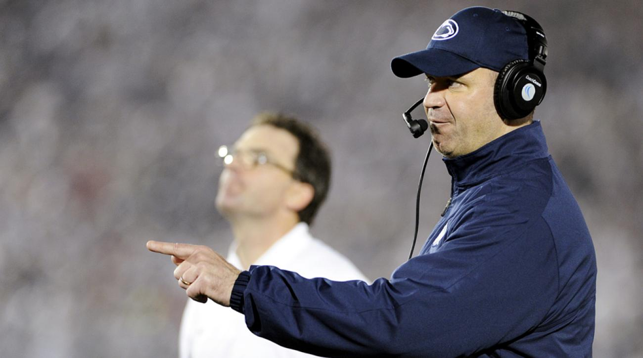 Bill O'Brien will leave Penn State to coach the NFL's Houston Texans.