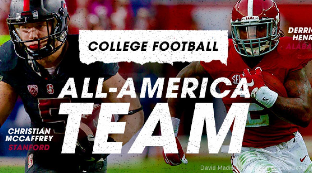 1646f2d7570 2015 College football All-America Team: SI.com's picks   SI.com