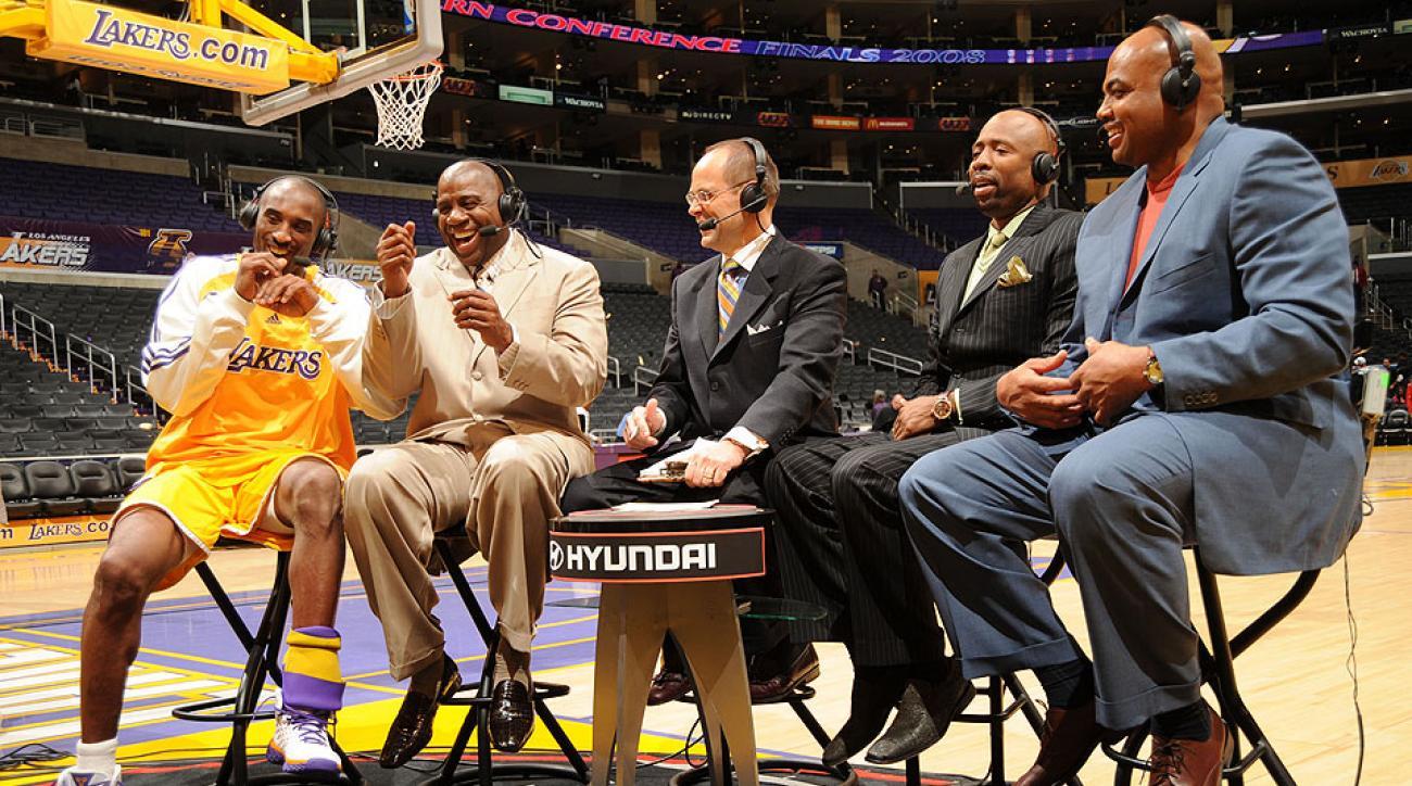 Kobe Bryant Cars >> Kobe Bryant Could Be The Next Charles Barkley Cbs Keeps Nfl