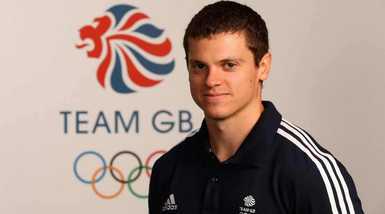 British bobsledder Craig Pickering was forced to withdraw from the Olympics due to a back injury.