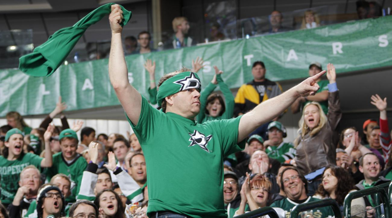 Since the Stars last made the Stanley Cup Final in 2000, there hasn't been too much to cheer about for Stars fans.