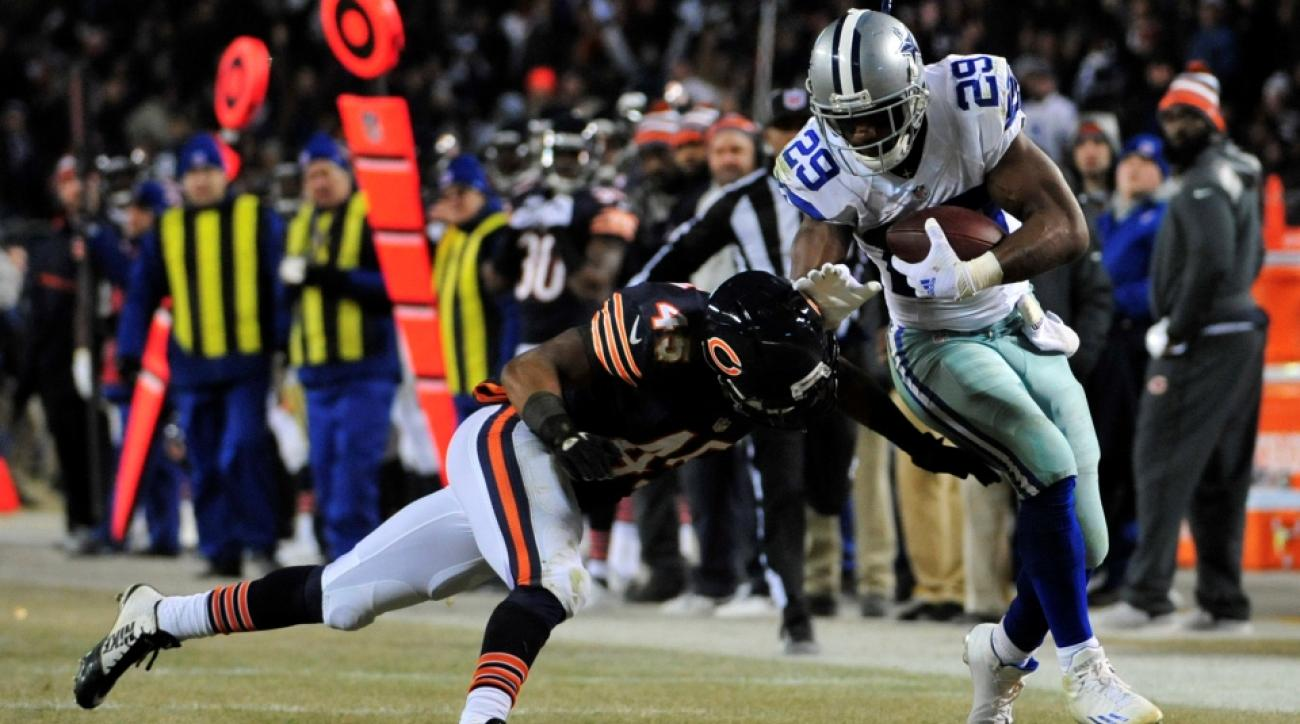 Murray shows it's his offense as Cowboys get their ninth win vs. Bears