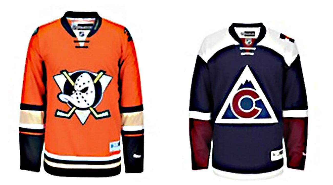 buy online 4fe6d 67e73 New Anaheim Ducks Third Jersey seen.denhatda.com