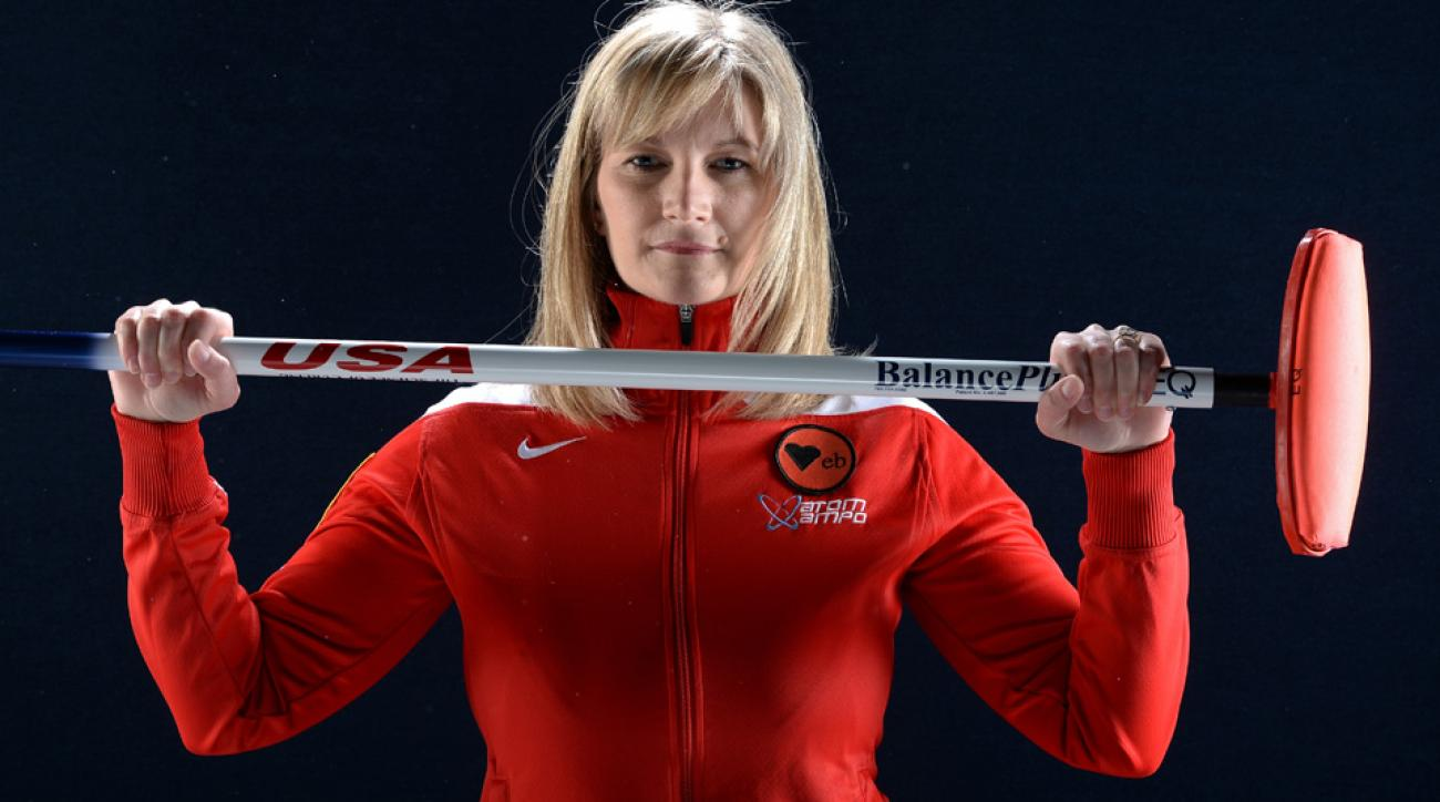 At 40 years old and 26 years after her first Olympics, Sochi will in all likelihood be American Erika Brown's last chance at gold in the Olympics.