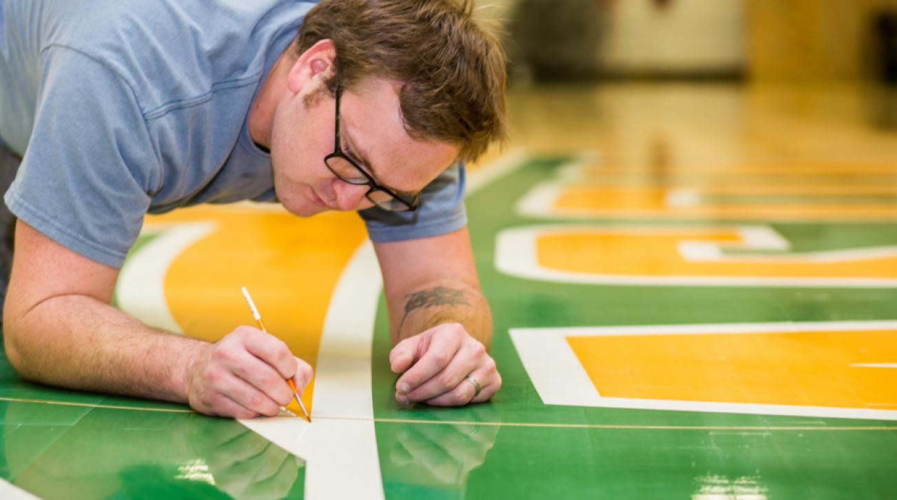 Facts about floors: Detailing the process behind NBA hardwood courts
