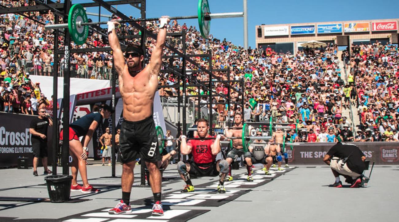 ad78416794f0 Seven Steps to Go From Your Couch to the CrossFit Games