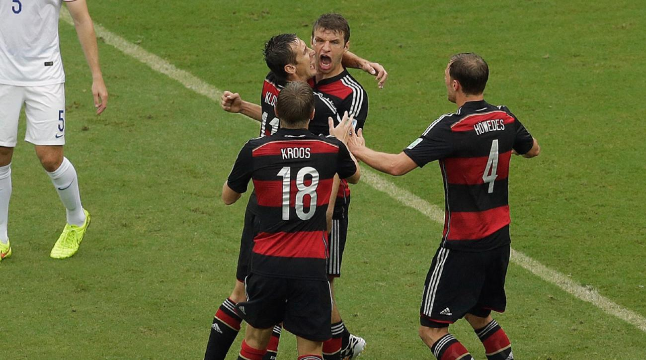 A pre-tournament favorite, Germany was able to come out on top in a tough Group G.
