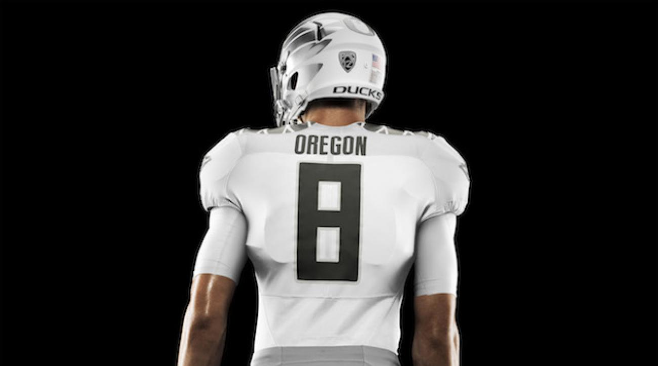 more photos 8603e fdaf5 Why Oregon's new uniforms mean Ducks are going to lose the ...