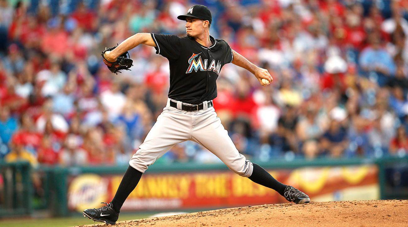 Andrew Heaney has torn it up at multiple levels this season and has shown flashes of what he can do at the Major League level.
