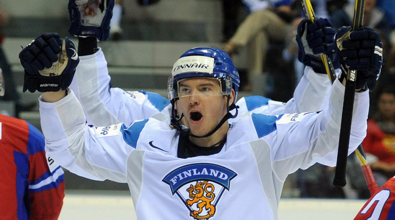 Jarko Immonen has 13 goals and 36 points in 50 games for Torpedo Nizhny Novgorod of the KHL this season.