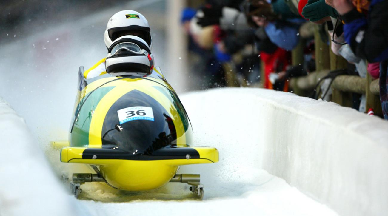 Jamaica's bobsleigh team last competed in the Olympics in 2002.