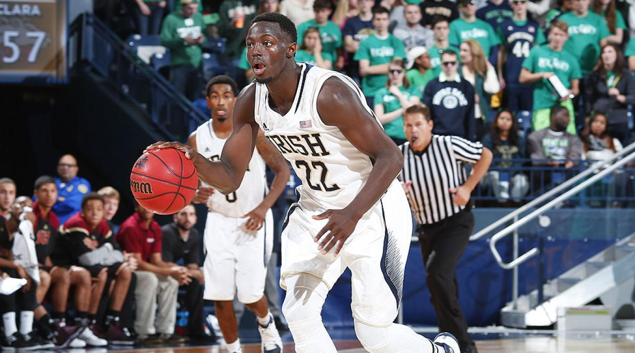 Jerian Grant returns to South Bend with something prove after missing Notre Dame's inaugural run through the ACC.